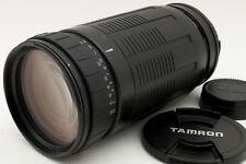 Tamron AF 200-400mm f5.6 for Nikon AF mount zoom lens 175D from Japan [01-A34]
