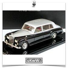 ATC 1/43 - Rolls-Royce Phantom VI 1972 noir/argent