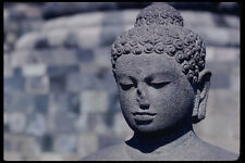 217086 borobodur Buddha III A4 FOTO STAMPA
