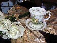 Kaffeebecher Kakaotasse Teetasse + UT  Brambly Hedge Jill Barklem SPRING neu