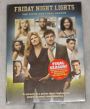 Friday Night Lights Stagione 5 CINQUE DVD NUOVO E SIGILLATO