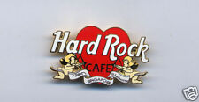 SINGAPORE HARD ROCK CAFE 1997 VALENTINE DAY PIN