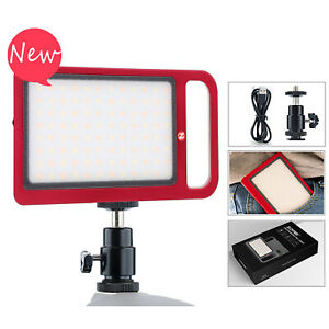 Zomei 5000K 8W LED Fill-in Light Beauty Supplement Portable For Live Vlog Phone