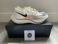 ZoomX Vaporfly Next% Sail Running Shoes UK 11 US 12 Brand New 100% Authentic