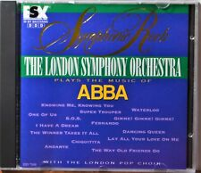 CD London Symphony Orchestra Play the Music of Abba Tribute Symphonic Rock CLEAN