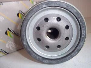 Motaquip Oil Filter Fits Isuzu Trooper MK1 2.8 Litre TD 1988-1991 (VFL317)