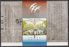 Israel / ישראל Nr. Block 39** (1129**) 200 Jahre Französische Revolution