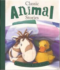 4 bks CLASSIC ANIMAL STORIES COLLECTION HC Case MUDDYPAWS NEW FRIENDS SAY PLEASE