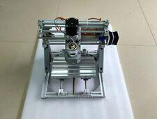 3-Axis Mini DIY CNC Router Engraver PCB PVC Milling Wood Carving Machine New