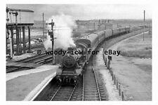 bb0575 - Steam Train 78002 at Afon Wen Railway Station in 1962 - photograph