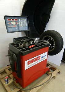 Coats 1250-2D Tire Balancer - Remanufactured with Warranty