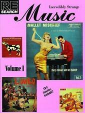 Research 14 Incredibly Strange Music Volume I 1993 PB 1ST