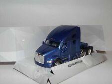"Kenworth T700 Truck Blue Die Cast Metal Model Truck 5""  New In Box"