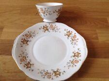 Colclough Avon Pattern 1 Cake Plate & 1 Sugar bowl.