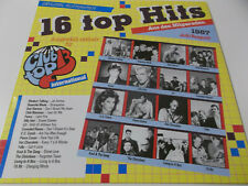 51566 - CLUB TOP 13 JULI/AUGUST 1987 VINYL LP (U2 DEPECHE MODE BILLY IDOL YELLO)