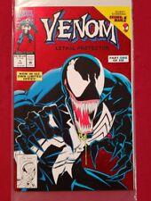 Venom Lethal Protector #1 News Stand Variant Red Foil