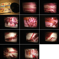 Super 8 mm Film Ton.Olympische Winterspiele Innsbruck 1976.Sports films