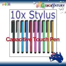10x Capacitive Touch Screen Stylus Pen for iPhone iPad iPod Samsung Sony Tablet