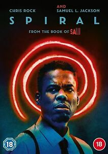 Spiral: From The Book Of Saw [2021] (DVD) Chris Rock, Samuel L Jackson