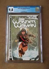 Future State Wonder Woman #1 (DC, 2021) CGC 9.8 1st Full Yara Flor WW & Caipora!