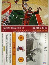 Panini NBA (Adrenalyn XL) 2013/2014 - #005 Dwyane Wade - Above the Rim