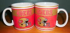 Vintage Nfl Licensed - San Francisco 49er's Coffee Mug (Vguc)