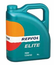 Aceite Repsol elite TDI 15w40 5L
