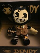 BENDY-AND-THE-INK-MACHINE-WAVE-3-BENDY PLUSH THE DARK REVIVAL NEW