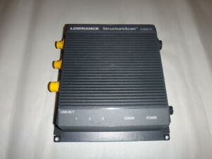 Lowrance StructureScan LSS 1 Box HDS Navico