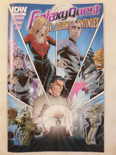 Galaxy Quest The Journey Continues Comic # 1 ~ First Issue ~ 1St Print~ Idw