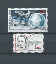 FRANCE - 1986 YT 2408 à 2409 - TIMBRES NEUFS** LUXE