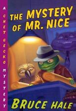 The Mystery Of Mr. Nice (Turtleback School & Library Binding Edition)-ExLibrary