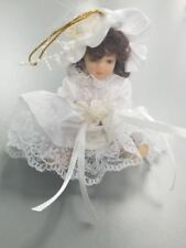 Collectible Porcelana Doll Ornament