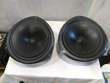 """Pair Kef B300 Type SP1196 12"""" Woofers from KM1 monitors"""