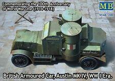 "Masterbox 1 72 - ""british Armoured car Austin MK IV"