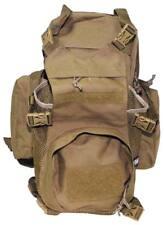 Mochila Tactica Coyote Molle - tipo  MAP - Molle Assault casco chaleco militar