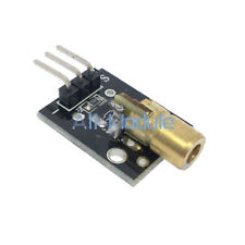 1PCS Laser Head Sensor Module 650nm 6mm 5V Red Laser Dot Copper for AVR PIC AM