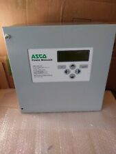 ASCO POWER MANAGER 5220 SERIES POWER MANAGER XP AND CABINET
