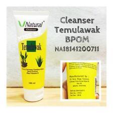 Original Cleanser Temulawak V Natural Facial Wash reduce skin dead cells on face