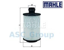 Genuine MAHLE Recambio Filtro De Aceite Del Motor Inserto OX 1012D OX1012D