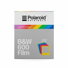 Polaroid Originals B&W Film for 600 - Hard Color Frames