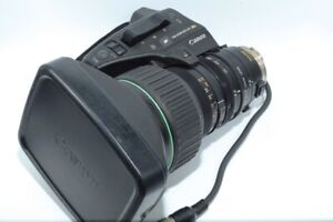 Canon YJ20x8.5B4 KRS SX12 20x Zoom Lens Suitable for 2/3 broadcast cameras