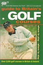AAA Guide to Britain's Golf Courses (AAA Guide to Golf Courses in Britain &