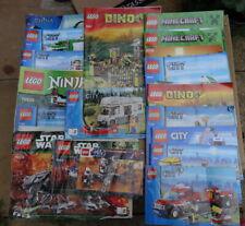 LEGO MANUALS-70109/4432/70505/7743/75019/5887/60057/75022/9488/21114/211