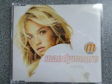 MANDY MOORE - CANDY - CD - 4 TRACK SINGLE