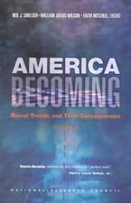 America Becoming: Racial Trends and Their Consequences, Volume 2-ExLibrary