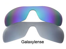 Galaxy Replacement Lenses for Oakley Antix Gray&Green Polarized  2 Pairs