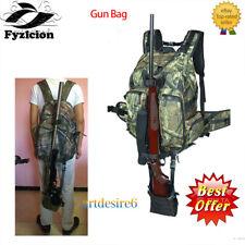 Camouflage Tactical Rifle Backpack Hunting GunBag Airsoft Shotgun Paintball 600D