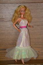 Crystal Barbie 1983  #4598 / Barbie 80er / Super Star Ära Sammlung