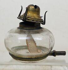 New listing J M BRUNSWICK BALKE BILLIARDS OIL KEROSENE LAMP ORIGINAL POOL TABLE